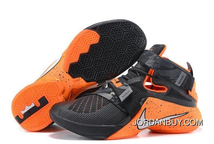 http://www.jordanbuy.com/new-style-nike-zoom-soldier-ix-9-2015-black-orange-white-basketball-shoes-sneaker.html NEW STYLE NIKE ZOOM SOLDIER IX 9 2015 BLACK ORANGE WHITE BASKETBALL SHOES SNEAKER Only $85.00 , Free Shipping!