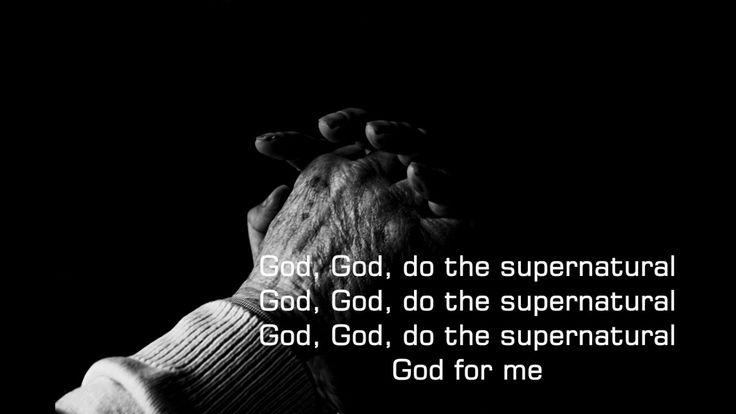 Do the Supernatural {Lyric Video} Doc & Mary Murphy