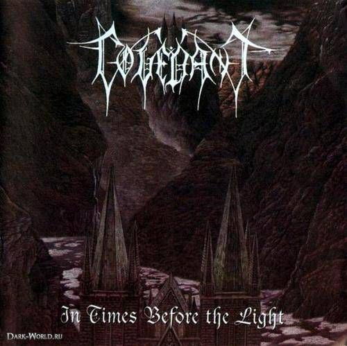In Times Before the Light. Covenant. Mordgrimm, 1996, CD.