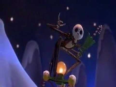 nightmare before christmas soundtrack awards of excellence