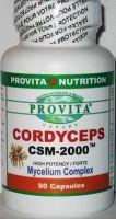 CORDYCEPS (CORDICEPS) SINENSIS Forte CSM 2000 mg 90 capsule