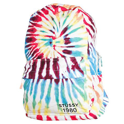 Stussy Tie Dye Backpack