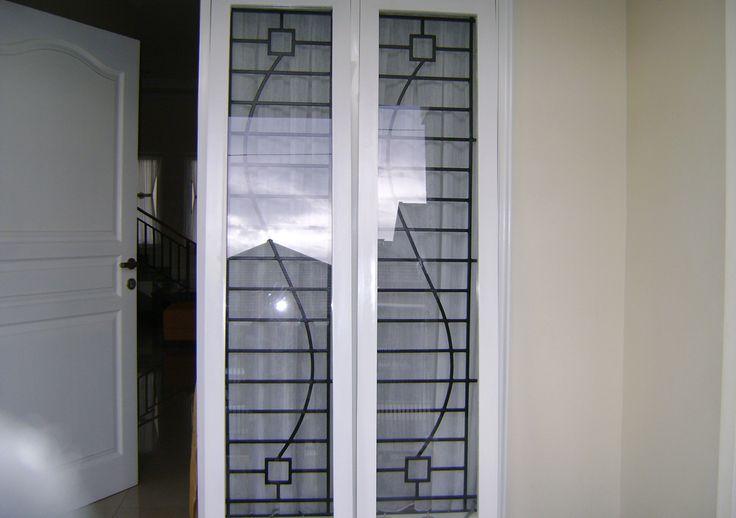 Teralis Jendela Dan Pintu Rumah Mewah 187 Gambar 874