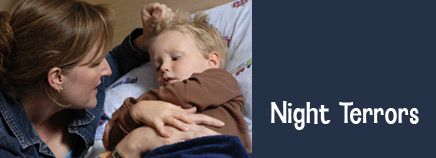 Toddler with Night Terrors - ahaparenting.com