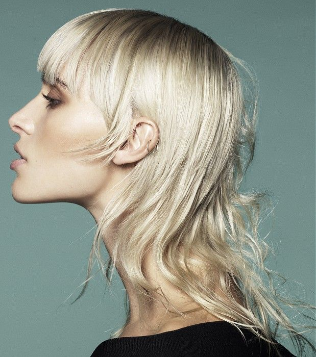Medium Blonde Hairstyles Best 134 Cabeleira Images On Pinterest  Hair Cut Hair Style And