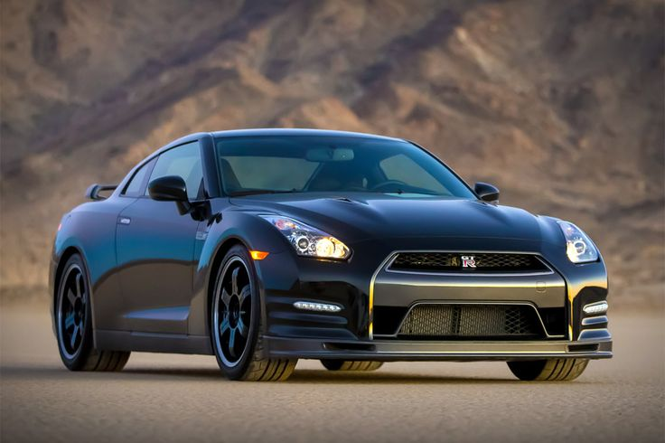 2014 Nissan GT-R Track Edition ($TBA). Limited to just 150 examples in the US market, this speed machine is even more focused on performance than its stablemates, featuring a specially-tuned suspension that was developed at the Nürburgring, a new front spoiler with carbon fiber air ducts, special brake cooling air guides, blue-trimmed high-grip seating surfaces, and nothing but a quilted mat where the rear seats used to be. Start saving your pennies now — sales begin in May.