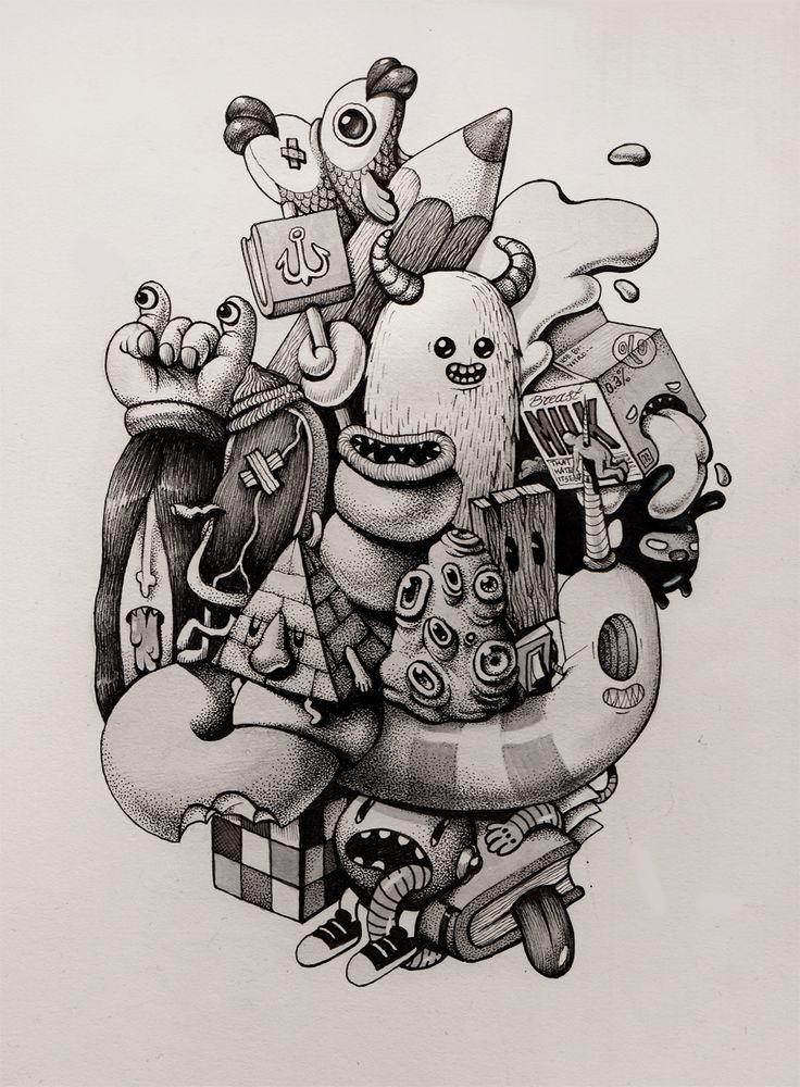 doodles //
