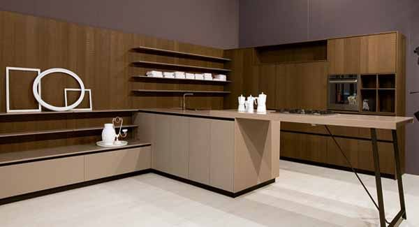 Top 8 contemporary kitchen design trends 2013 modern for Kitchen design 8 8