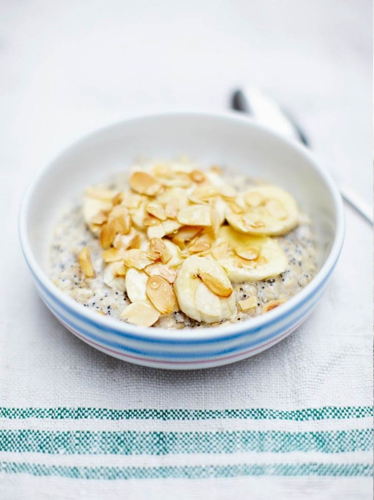 Porridge, lots of ways - easy and not much more difficult than instant. Yum!