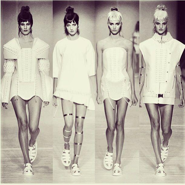 Anne Sofie Madsen SS14 Copenhagen Fashion Week
