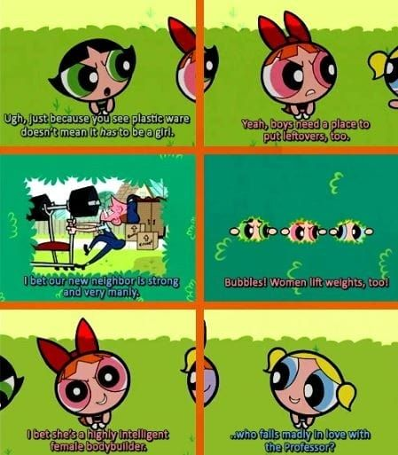 The Powerpuff Girls Could Have Replaced Your Gender Studies Class