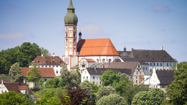 Private Munich Tour   Monastery Andechs