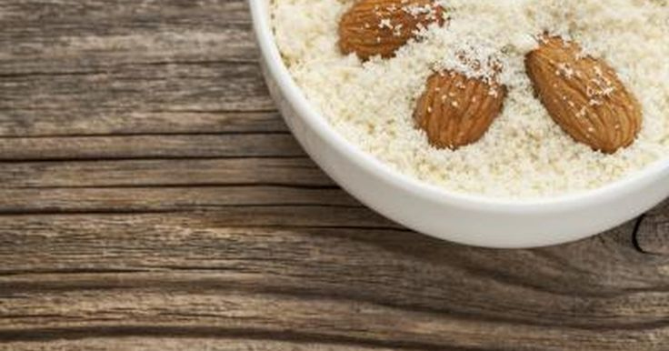 How to Convert Ground Almond to Whole Almonds for Baking | LIVESTRONG.COM