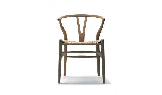 Carl Hansen CH24 Y Wishbone Stuhl Eiche Shop I design-bestseller.de