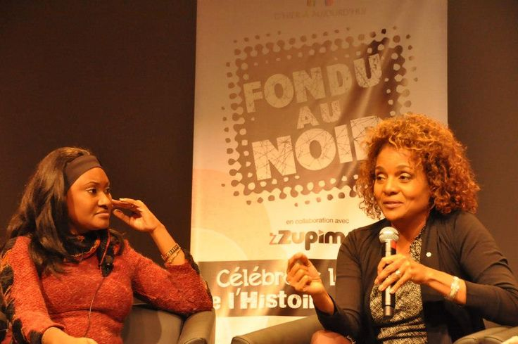 With Michaelle Jean, Head of the Francophonie (ex Governor General of Canada)