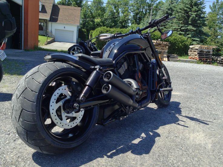 Harley Nightrod by Zeel Design