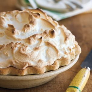 Mile-High Lemon Meringue Pie-Get the recipe