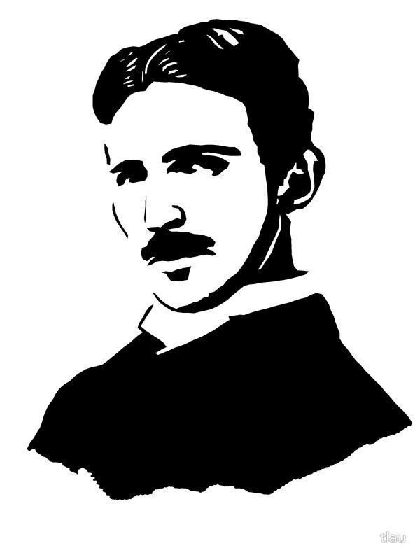 Tesla Stencil Art Pinterest Tesla And Stencils
