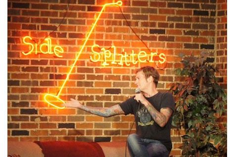 Two Comedy Show Tickets + Two Drinks at Side Splitters Comedy Club