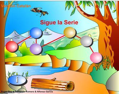 http://lacasetaespecial.blogspot.com.es/2013/04/treballem-les-series.html    La Caseta, un lloc especial: Treballem les sèries