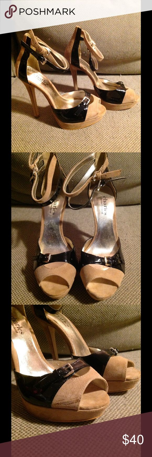 Charles by Charles David heels size 6 Charles by Charles David heels size 6. Preowned. Charles David Shoes