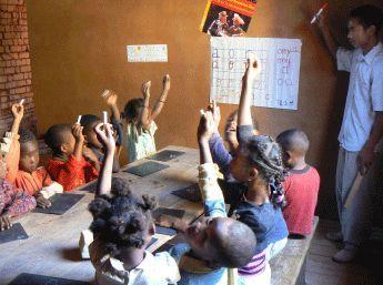 Parrainer un enfant programme Alph'Art