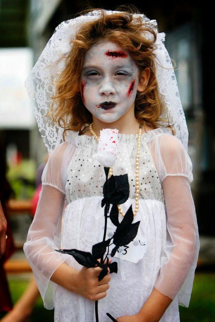 maquillage,Halloween,enfant,fille,zombie (750×1125)