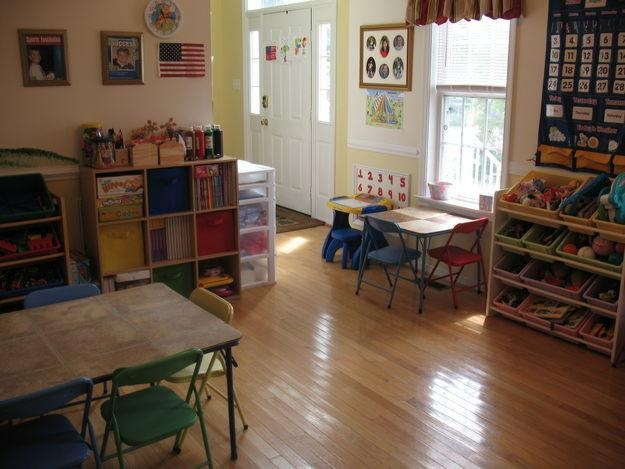 Pictures  IN-HOME DAYCARE WITH PRESCHOOL ATMOSPHERE