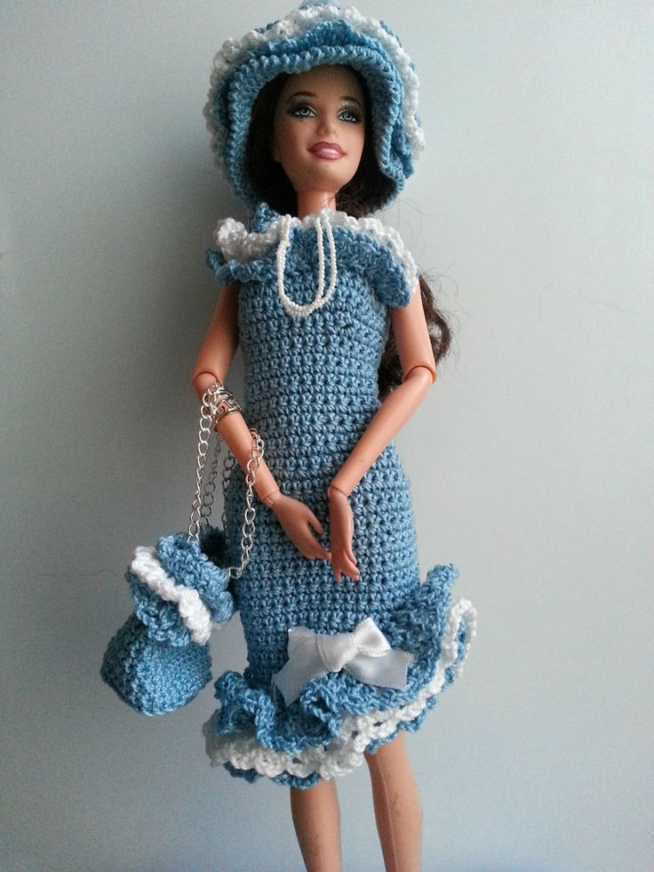 vêtement poupée mannequin Barbie (220)                                                                                                                                                                                 Plus