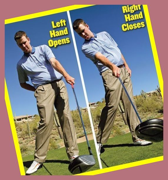 How To Fix Your Golf Swing Slice Right Hand Golf Grip Rule Golf Grip Left Hand How To G Golf Grip Cheap Golf Clubs Golf Swing