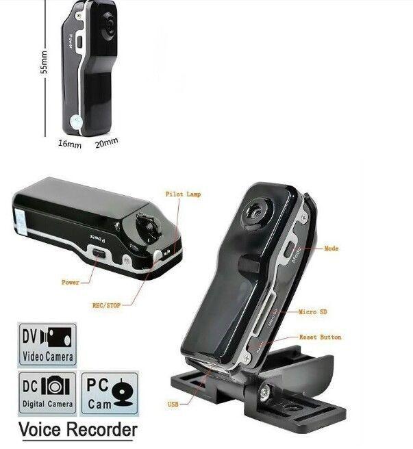 NEW Mini HD 700TVL 1//3inch MTV Board 170 Degree Wide Angle PAL CCTV Security C