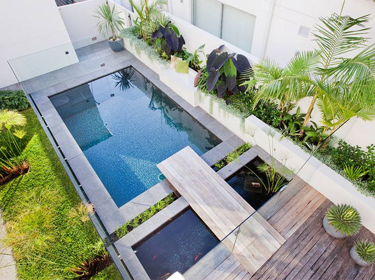 222 besten pools Bilder auf Pinterest | Spielplätze, Moderne häuser ...