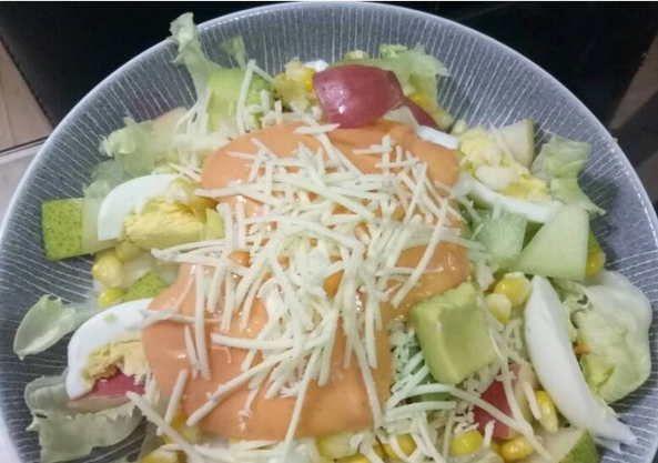 Resep Salad Buah Dan Sayur Check More At Https Space Made Com 3731 Resep Salad Buah Dan Sayur Resep Salad Resep Masakan Masakan