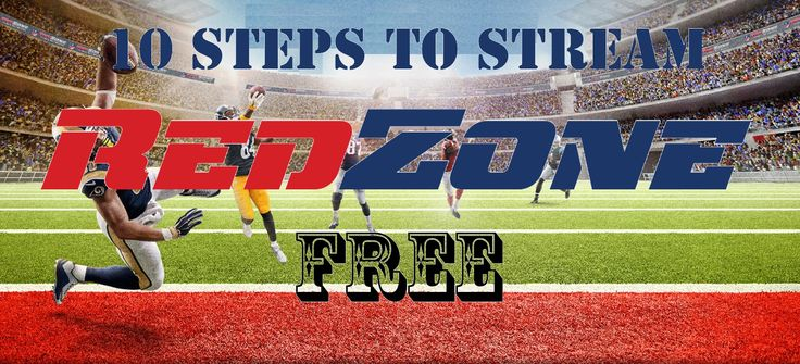 Watch Redzone and NFL Games for Free: How to