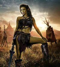 Image result for garona warcraft movie