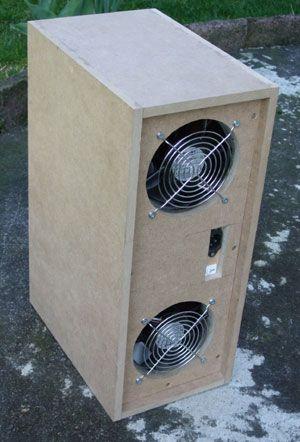 Werkstatt Luftreiniger