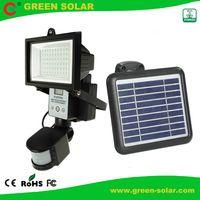 New Tech numérique LCD 60LED solaire de mouvement