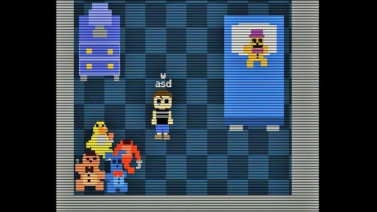 Прохождение игры Five Nights at Freddy's 4#КТО ТО В НАШЕЙ СПАЛЬНЕ#ПЕРВАЯ...