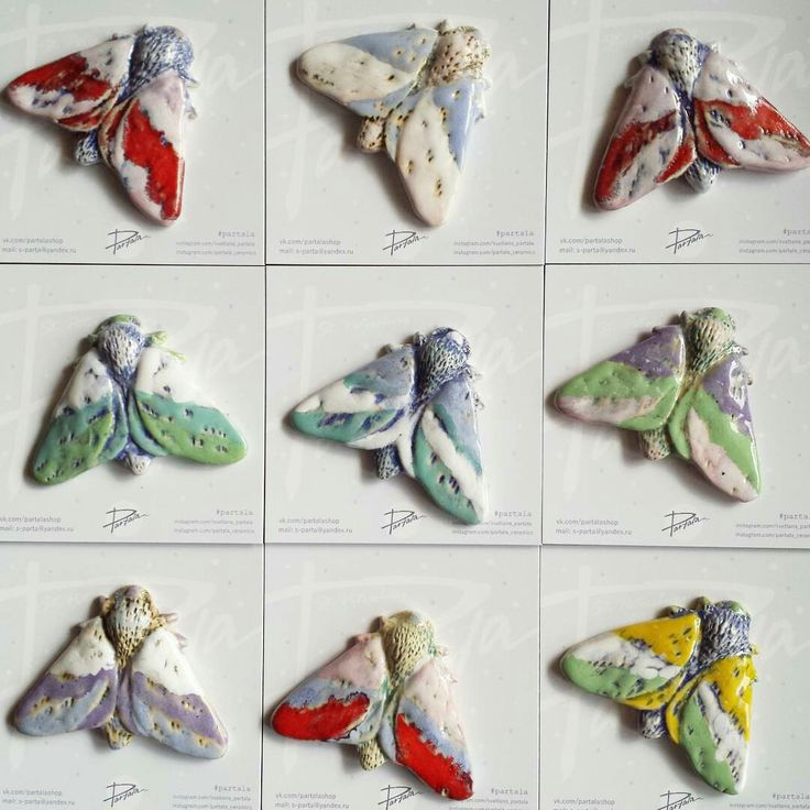 Ceramic brooches made by the workshop Partala from St. Petersburg, Russia. Clay and covered with colored glazes. All products are available for order via instagram www.instagram.com/partalinka/ @partalinka. #ceramic #art #porcelain #style #brooch #Ceramicbrooch #Partala #partalaceramics #style