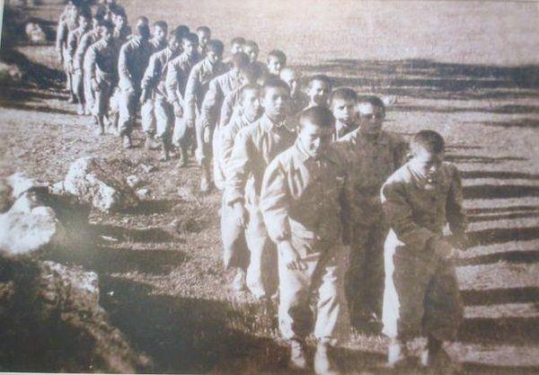 Samsun-Ladik-Akpınar Köy Enstitüsü 1940