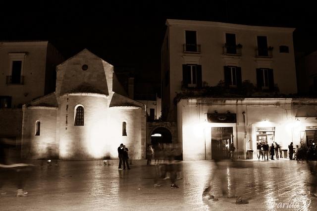 Bari Vecchia (Old Bari)