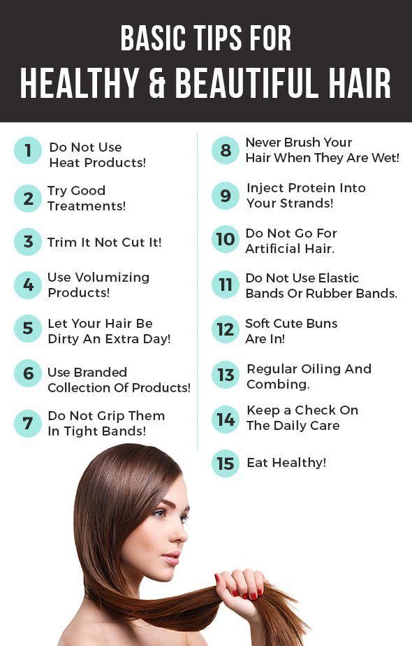 So Pflegen Sie Gesundes Haar 16 Effektive Tipps Fur Gesundes Haar