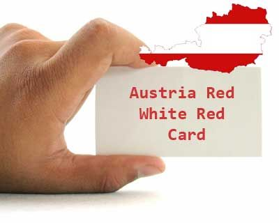 Know the process of how to #migratetoAustria under #AustriaRedWhiteRedCard.....