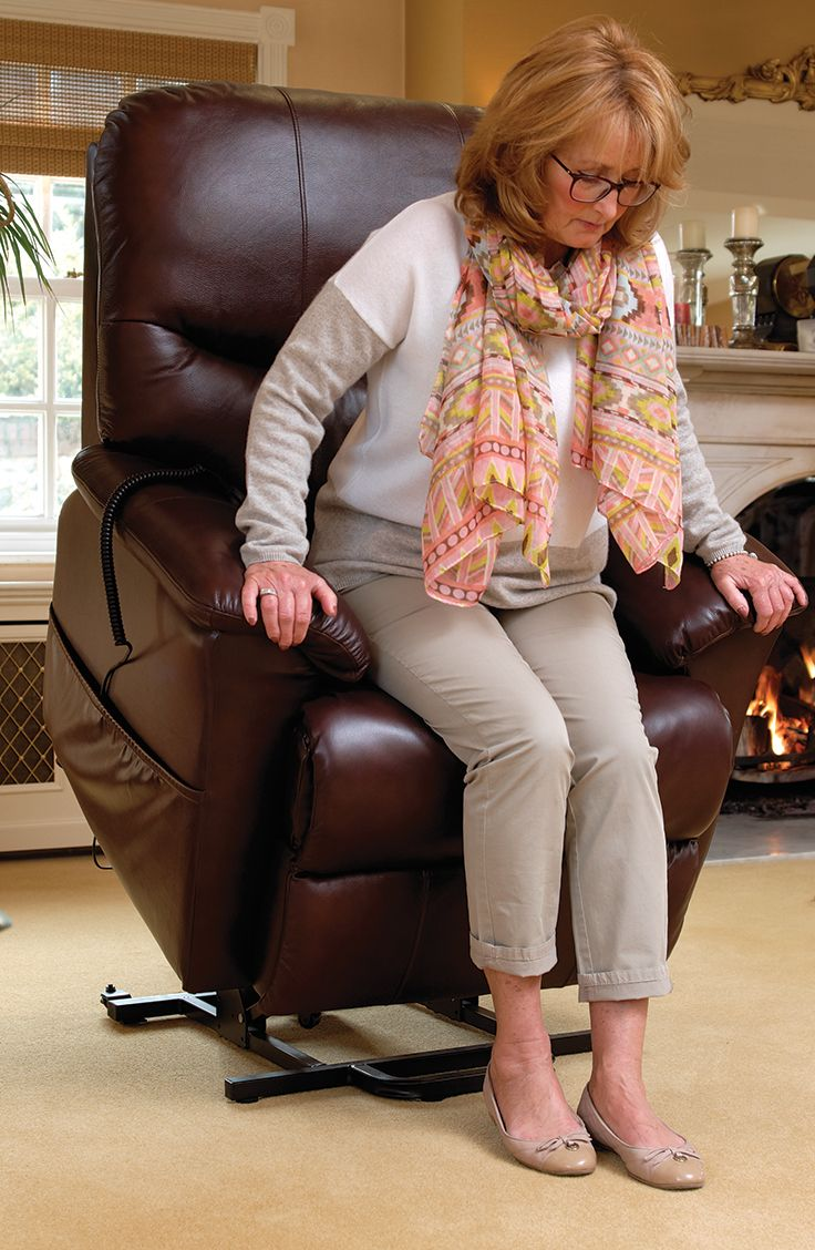 Offering comfort and style the Montreal Riser Recliner is upholstered in real leather giving it its elegant look. & 43 best Rise Recliner Chairs images on Pinterest | Recliner chairs ... islam-shia.org