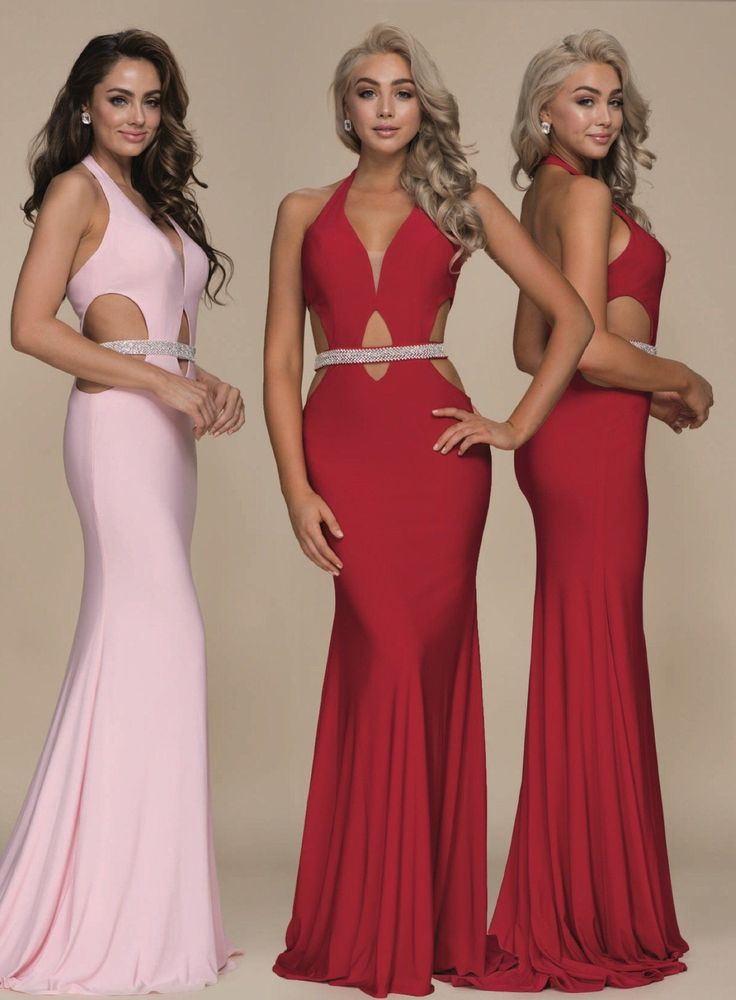 Red Hollywood #glamour Dress