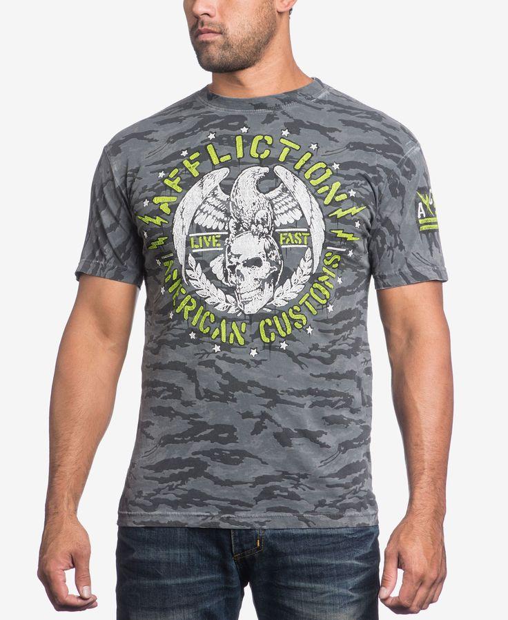 Affliction Men's Congress T-Shirt