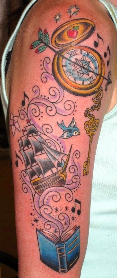 Image result for family collage tattoo