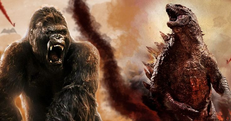 'Godzilla Vs King Kong' Coming After 'Skull Island' & 'Godzilla 2' -- Legendary Pictures' Thomas Tull has moved the upcoming 'Kong: Skull Island' to Warner Bros., pairing it with their 'Godzilla' franchise. -- http://movieweb.com/godzilla-vs-king-kong-movie-2019/