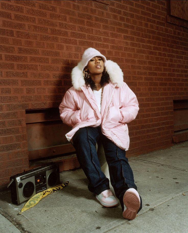 Missy Elliott= legend. Singer, songwriter, rapper, performer.