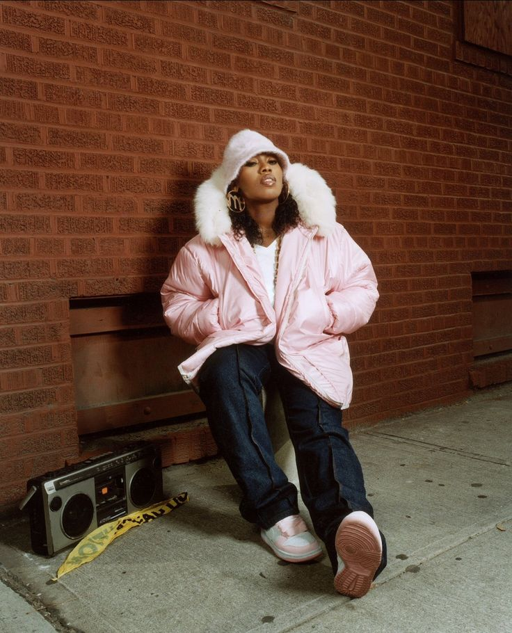 Missy Elliott= legend. Singer, songwriter, rapper, performer.